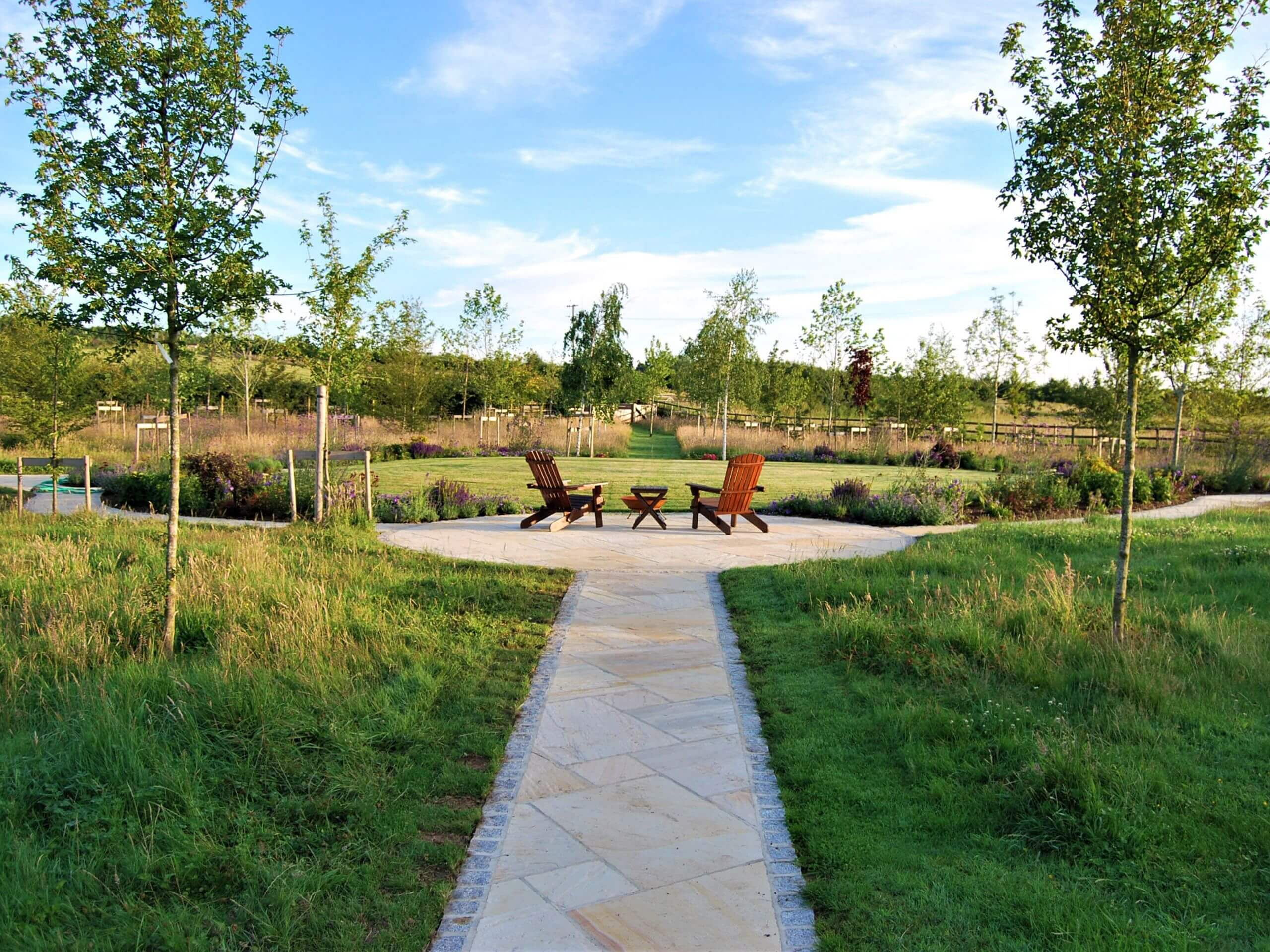 """<p style=""""font-family:verdana"""">Townsend Garden Design and Planning</p>"""
